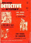 Double-Action Detective Stories (1954-1960 Columbia Publications) Pulp 14