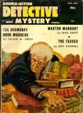 Double-Action Detective Stories (1954-1960 Columbia Publications) Pulp 15