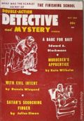 Double-Action Detective Stories (1954-1960 Columbia Publications) Pulp 16