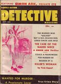 Double-Action Detective Stories (1954-1960 Columbia Publications) Pulp 18