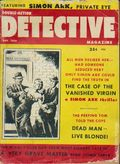 Double-Action Detective Stories (1954-1960 Columbia Publications) Pulp 19