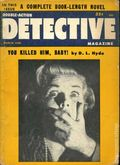 Double-Action Detective Stories (1954-1960 Columbia Publications) Pulp 21