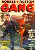Double-Action Gang Magazine (1937-1939 Winford Publications) Pulp Vol. 1 #6