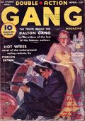Double-Action Gang Magazine (1937-1939 Winford Publications) Pulp Vol. 2 #3