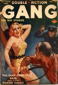 Double-Action Gang Magazine (1937-1939 Winford Publications) Pulp Vol. 3 #1