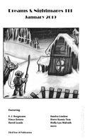 Dreams and Nightmares (1986 Stone Lightning Press) 111