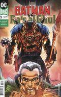 Batman vs. Ra's Al Ghul (2019 DC) 3