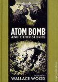 Atom Bomb and Other Stories Illustrated by Wally Wood HC (2019 Fantagraphics) The EC Library 1-1ST