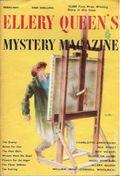 Ellery Queen's Mystery Magazine (1953-1964 Atlas Publishing) UK Edition 1