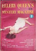 Ellery Queen's Mystery Magazine (1953-1964 Atlas Publishing) UK Edition 6