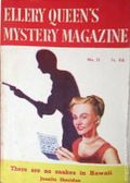 Ellery Queen's Mystery Magazine (1953-1964 Atlas Publishing) UK Edition 21