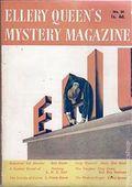 Ellery Queen's Mystery Magazine (1953-1964 Atlas Publishing) UK Edition 24