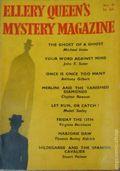 Ellery Queen's Mystery Magazine (1953-1964 Atlas Publishing) UK Edition 35