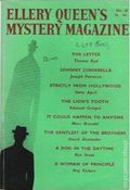 Ellery Queen's Mystery Magazine (1953-1964 Atlas Publishing) UK Edition 37