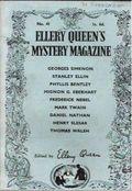 Ellery Queen's Mystery Magazine (1953-1964 Atlas Publishing) UK Edition 41