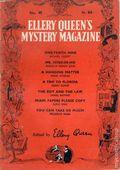 Ellery Queen's Mystery Magazine (1953-1964 Atlas Publishing) UK Edition 45