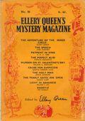 Ellery Queen's Mystery Magazine (1953-1964 Atlas Publishing) UK Edition 50
