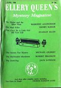 Ellery Queen's Mystery Magazine (1953-1964 Atlas Publishing) UK Edition 65