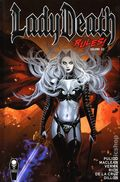Lady Death Rules HC (2017 Coffin Comics) 2-1ST