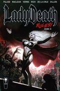 Lady Death Rules TPB (2017 Coffin Comics) 2-1ST