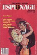 Espionage (1984-1987 Leo 11 Publications) Vol. 1 #1