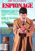 Espionage (1984-1987 Leo 11 Publications) Vol. 1 #4