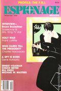 Espionage (1984-1987 Leo 11 Publications) Vol. 2 #5