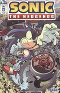 Sonic The Hedgehog (2018 IDW) 23B