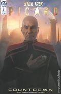 Star Trek Picard Countdown (2019 IDW) 1A