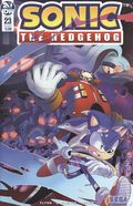 Sonic The Hedgehog (2018 IDW) 23A
