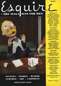 Esquire (1933 Esquire, Inc.) Magazine Vol. 1 #6