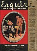 Esquire (1933 Esquire, Inc.) Magazine Vol. 5 #1