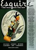 Esquire (1933 Esquire, Inc.) Magazine Vol. 5 #2