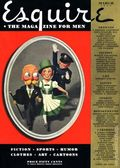 Esquire (1933 Esquire, Inc.) Magazine Vol. 7 #3