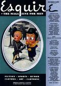 Esquire (1933 Esquire, Inc.) Magazine Vol. 9 #2