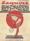 Esquire (1933 Esquire, Inc.) Magazine Vol. 58 #3