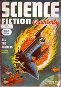 Science Fiction Quarterly (1952) Pulp UK 5