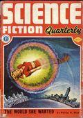 Science Fiction Quarterly (1952) Pulp UK 6