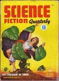 Science Fiction Quarterly (1952) Pulp UK 7