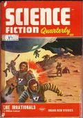 Science Fiction Quarterly (1952) Pulp UK 8