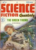 Science Fiction Quarterly (1952) Pulp UK 9
