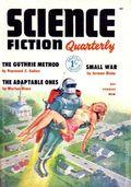 Science Fiction Quarterly (1952) Pulp UK 10