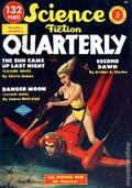 Science Fiction Quarterly (1952) Pulp UK 2