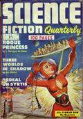 Science Fiction Quarterly (1952) Pulp UK 3