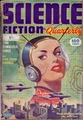 Science Fiction Quarterly (1952) Pulp UK 4