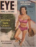 Eye (1949-1956 Mutual Magazine) 1st Series Vol. 1 #9