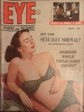 Eye (1949-1956 Mutual Magazine) 1st Series Vol. 2 #1