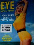 Eye (1949-1956 Mutual Magazine) 1st Series Vol. 5 #6