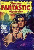 Famous Fantastic Mysteries (1939-1953 Altus Press) Canadian Edition Vol. 10 #5