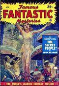 Famous Fantastic Mysteries (1939-1953 Altus Press) Canadian Edition Vol. 11 #4